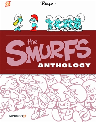 Smurfs anthology (02)