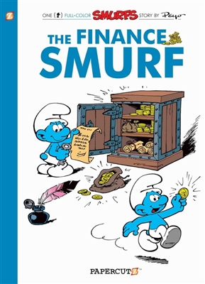 Smurfs (18): the finance smurf