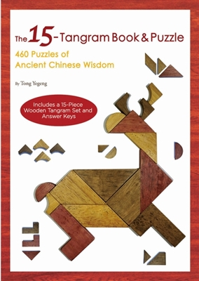 The 15-tangram book and puzzle