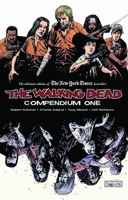 Walking dead compendium (01)