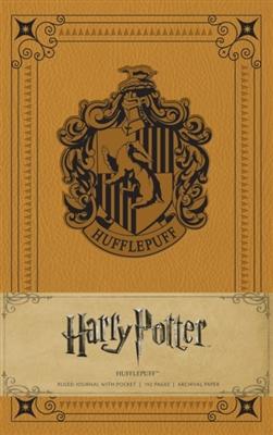 Harry potter: hufflepuff hardback ruled journal