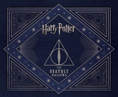 Harry potter: the deathly hollows deluxe stationery set