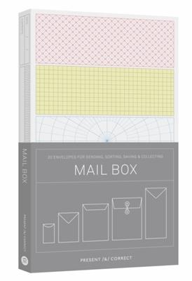 Mail box: 20 envelopes for sending, sorting, saving & collecting