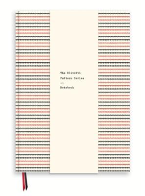 Olivetti pattern series notebook