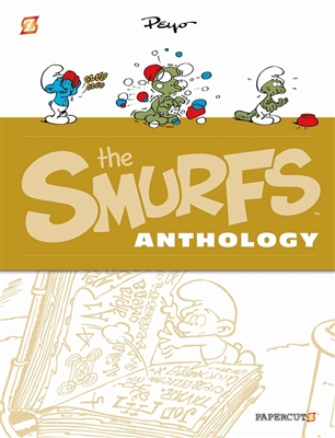 Smurfs anthology (04)