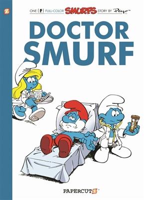 Smurfs (20): doctor smurf