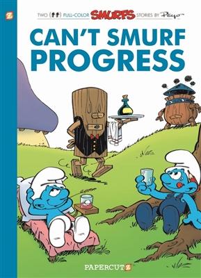 Smurfs (23): can't smurf progress