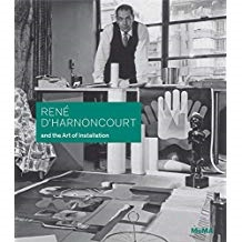 Rene d'harnoncourt and the art of installation