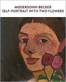 Modersohn-becker: self-portrait with two flowers