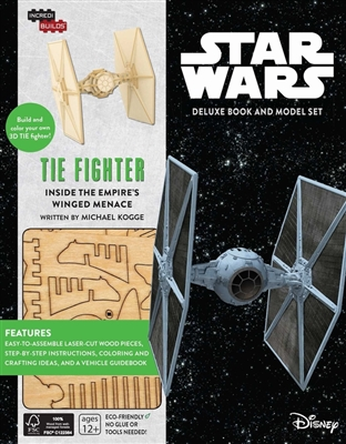 Incredibuilds Star wars: tie fighter