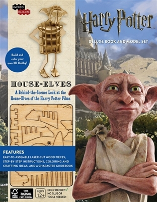 Incredibuilds: harry potter - house-elves
