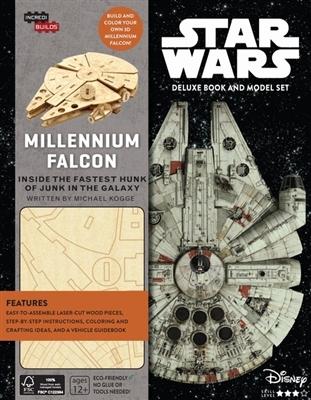 Incredibuilds: star wars: millennium falcon