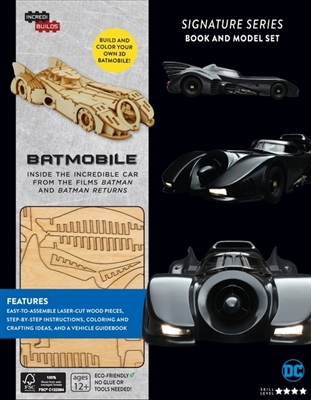 Incredibuilds: batmobile