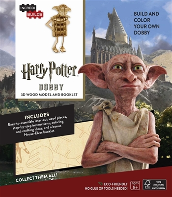 Incredibuilds: harry potter - dobby