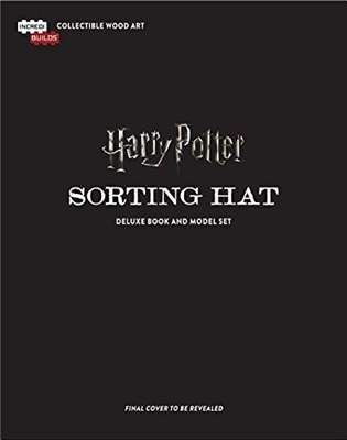 Harry potter's sorting hat - incredibuilds
