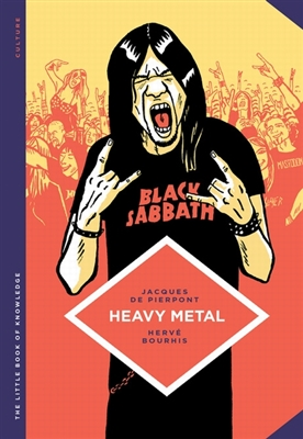 Little book of knowledge: heavy metal