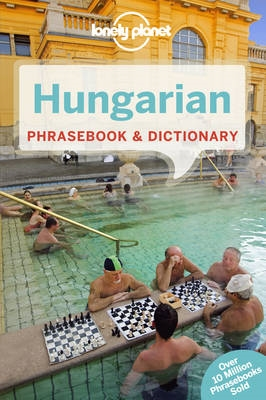Lonely planet phrasebook : hungarian (2nd ed)