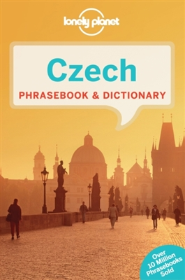 Lonely planet phrasebook : czech (3rd ed)