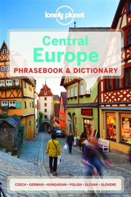 Lonely planet phrasebook : central europe (4th ed)