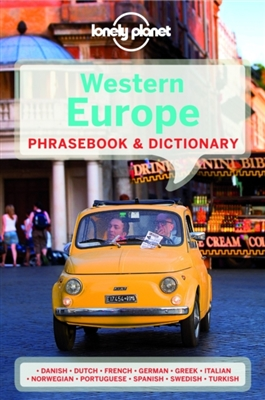 Lonely planet phrasebook : western europe (5th ed)