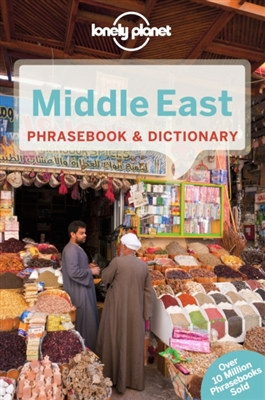 Lonely planet phrasebook : middle east (2nd ed)