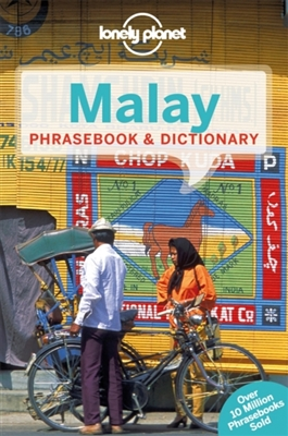 Lonely planet phrasebook : malay (4th ed)