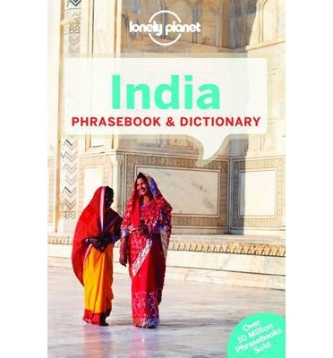 Lonely planet phrasebook : india (2nd ed)
