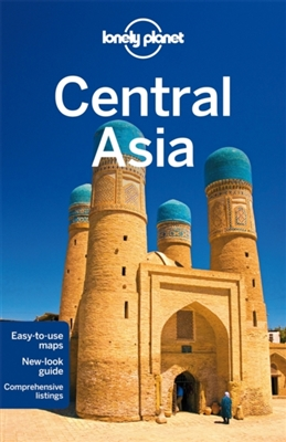 Lonely planet: central asia (6th ed)