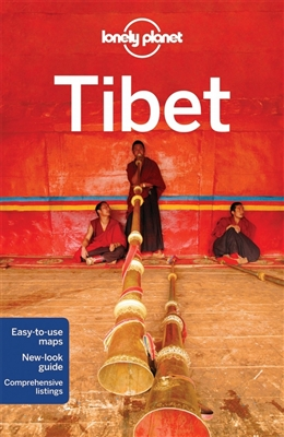 Lonely planet: tibet (9th ed)