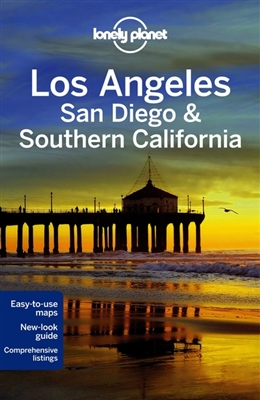 Lonely planet: los angeles, san diego & southern california (4th ed)