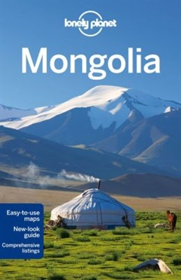 Lonely planet: mongolia (7th ed)