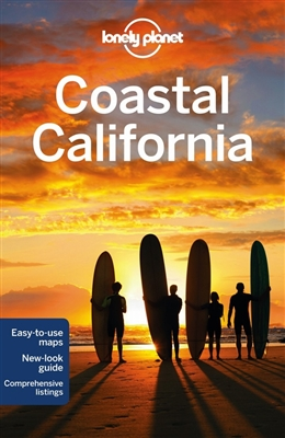 Lonely planet: coastal california (5th ed)