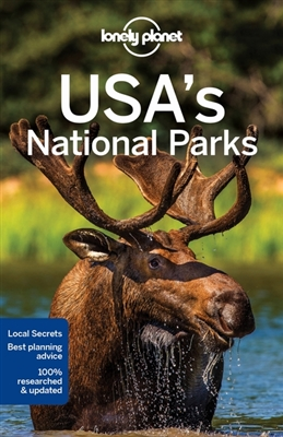 Lonely planet: usa's national parks (1st ed)