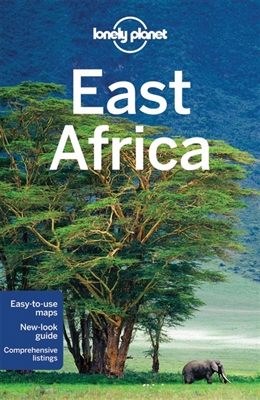 Lonely planet: east africa (10th ed)