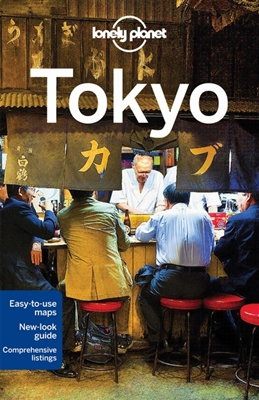 Lonely planet city guide: tokyo (10th ed)