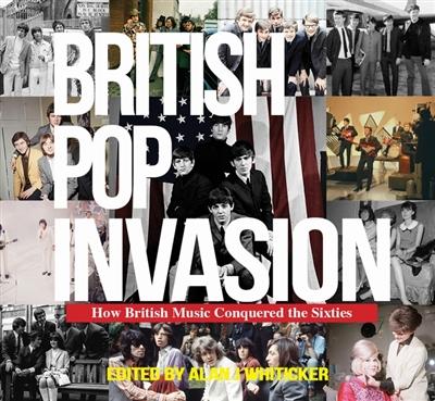 British pop invasion -