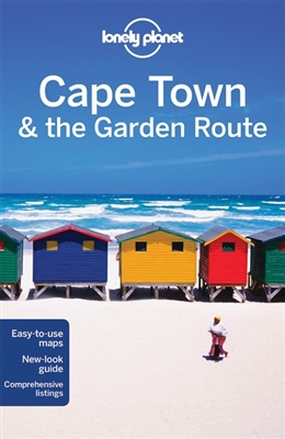 Lonely planet city guide: cape town & the garden route (8th ed)