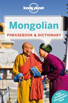 Lonely planet phrasebook : mongolian (3rd ed)