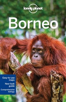 Lonely planet: borneo (4th ed)