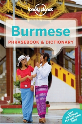 Lonely planet phrasebook : burmese (5th ed)