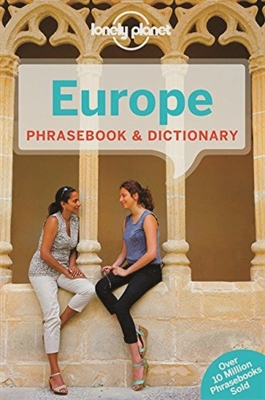 Lonely planet phrasebook : europe (5th ed)