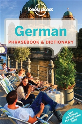 Lonely planet phrasebook : german (6th ed)