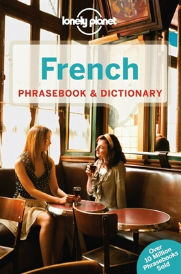 Lonely planet phrasebook : french (6th ed)