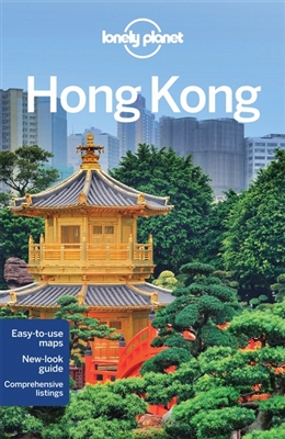 Lonely planet city guide: hong kong (16th ed)