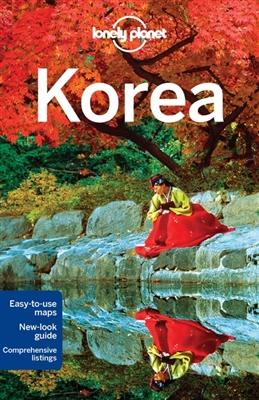 Lonely planet: korea (10th ed)