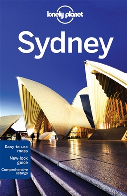 Lonely planet city guide: sydney (11th ed)