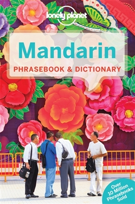 Lonely planet phrasebook : mandarin (9th ed)