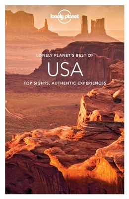 Lonely planet: best of usa (1st ed)