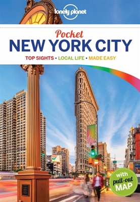 Lonely planet pocket: new york city (6th ed)