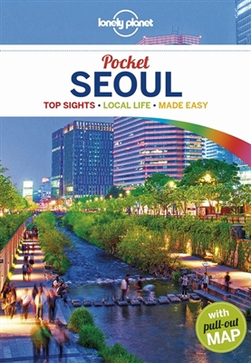 Lonely planet pocket: seoul (1st ed)